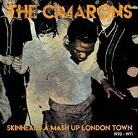 Cimarons- Skinheads A Mash Up London Town 1970-1971 LP (Green Vinyl)