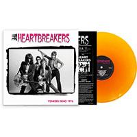 Heartbreakers- Yonkers Demo 1976 LP (Johnny Thunders) (Orange Vinyl)