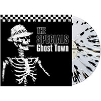 Specials- Ghost Town LP (Splatter Vinyl)