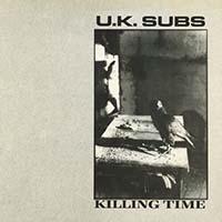 UK Subs- Killing Time LP (Pink Vinyl)