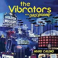 Vibrators- Mars Casino LP (Pink Vinyl)