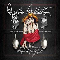 Jane's Addiction- Alive At Twenty Five, Ritual De Lo Habitual Live 2xLP (Purple & Blue Splatter Vinyl)