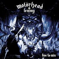 Motorhead & Lemmy- Live To WIn LP (Red Vinyl)