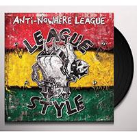 Anti Nowhere League- League Style LP