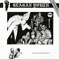 Reagan Youth- Vol 1 LP (Green Vinyl)