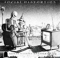 Social Distortion- Mommy's Little Monster LP