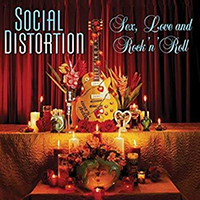 Social Distortion- Sex, Love And Rock N Roll LP