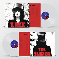 T Rex- The Slider LP (180gram Clear Vinyl)