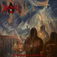 Blackevil- Forever Baptised In Eternal Fire LP