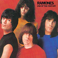 Ramones- End Of The Century LP (Color vinyl)