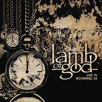 Lamb Of God- Live In Richmond LP