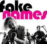 Fake Names- S/T LP (Refused, Bad Religion)