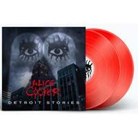Alice Cooper- Detroit Stories 2xLP (Red Vinyl)