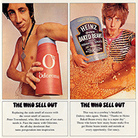 Who- The Who Sell Out LP