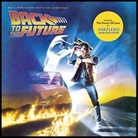Back To The Future (Soundtrack) LP