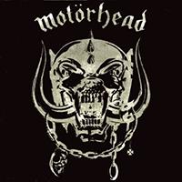 Motorhead- S/T LP (White Vinyl)
