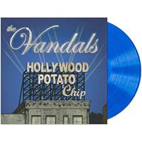 Vandals- Hollywood Potato Chip LP (Blue Vinyl)