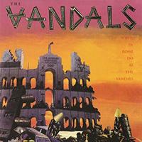 Vandals- When In Rome Do As The Vandals LP (Splatter Vinyl)