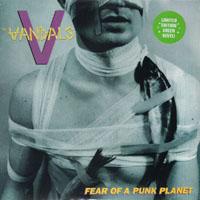 Vandals- Fear Of A Punk Planet LP (Green Vinyl)