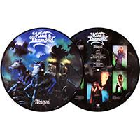 King Diamond- Abigail LP (Pic Disc)