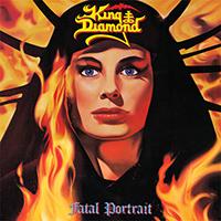 King Diamond- Fatal Portrait LP (Orange Vinyl)