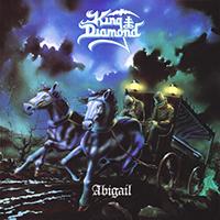 King Diamond- Abigail LP (Cobalt Vinyl)