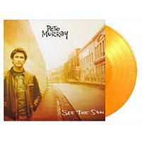 Pete Murray- See The Sun LP (Yellow Vinyl) (Sale Price!)