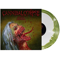 Cannibal Corpse- Violence Unimagined LP (White & Green Melt Vinyl)