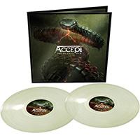 Accept- Too Mean To Die 2xLP (Glow In The Dark Vinyl)