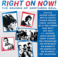 V/A- Right On Now! The Sound Of Northern Soul LP (Swirl Color Vinyl)