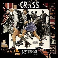 Crass- Best Before 2xLP