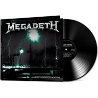 Megadeth- Unplugged In Boston LP (180gram Vinyl)