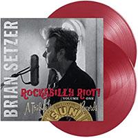 Brian Setzer- Rockabilly Riot! Volume One 2xLP (180gram Red Vinyl)