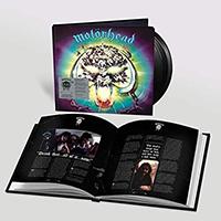 Motorhead- Overkill Deluxe 40th Anniversary 3xLP (180gram Vinyl) & Book