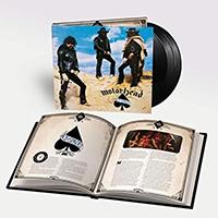 Motorhead- Ace Of Spades Deluxe 3xLP & Book