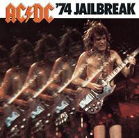AC/DC- '74 Jailbreak LP