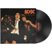 AC/DC- If You Want Blood You've Got It LP