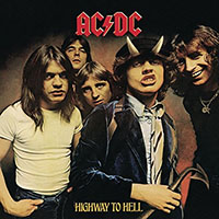 AC/DC- Highway To Hell LP (180gram Vinyl)