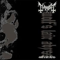 Mayhem- Wolf's Lair Abyss LP (Clear Vinyl)