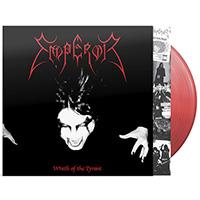 Emperor- Wrath Of The Tyrant LP (180 transparent red vinyl)