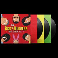 V/A- The Bob's Burgers Music Album Vol. 2 3xLP
