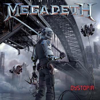 Megadeth- Dystopia LP