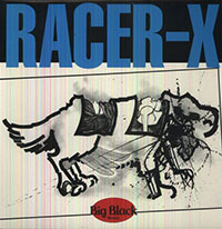 Big Black- Racer-X LP