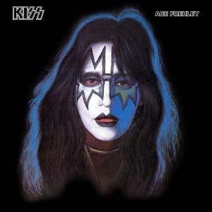 Kiss- Ace Frehley LP (180gram Vinyl)
