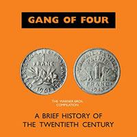 Gang Of Four- A Brief History Of The Twentieth Century 2xLP (Clear Vinyl)