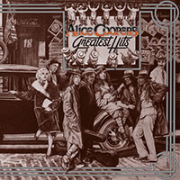 Alice Cooper- Greatest Hits LP