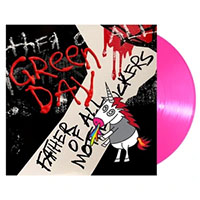 Green Day- Father Of All LP (Neon Pink Vinyl)