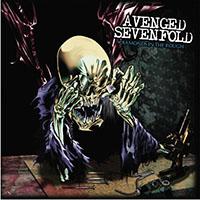 Avenged Sevenfold- Diamonds In The Rough 2xLP (Clear Vinyl)