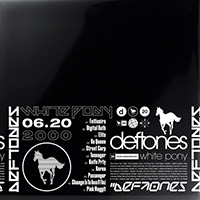 Deftones- White Pony 4xLP Box Set (20th Anniversary Deluxe Edition- Comes With Exclusive Lithograph)