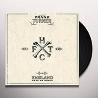 Frank Turner- England Keep My Bones 2xLP (180gram Black Vinyl)